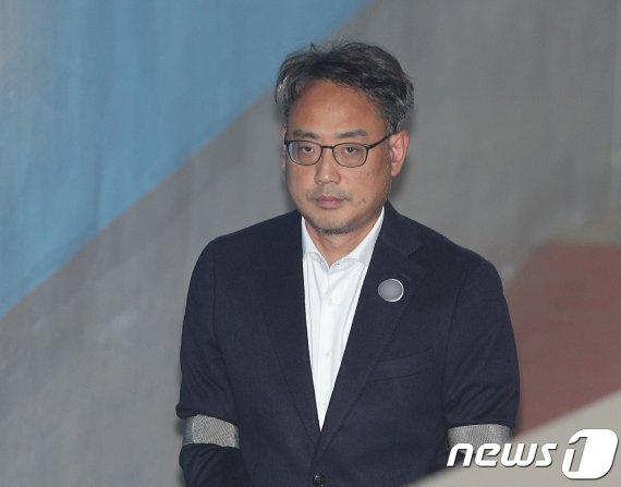 변희재, 김경수 지사 언급하며 재판 불출석한 사연