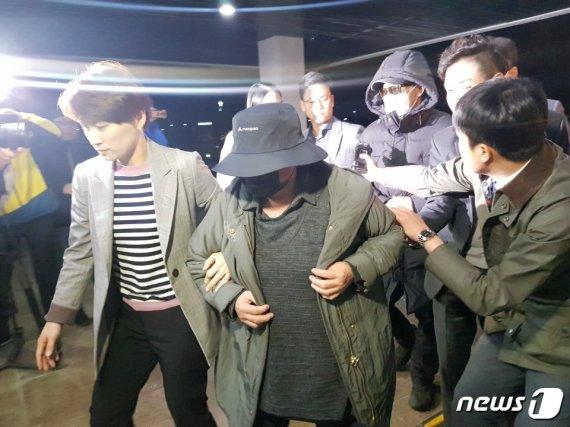 경찰, '사기혐의' 마이크로닷 부모 구속영장 신청