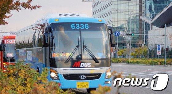 """""""적자 4억 이상"""" 버스 회사의 결단"""