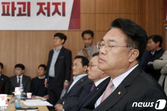 """한국당의 세월호 망언 클라스.. """"징글징글"""" """"징하게 해쳐먹는다"""""""