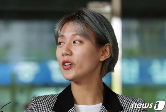 '촬영회 성추행' 2심도 징역형…양예원 담담히 밝힌 소회
