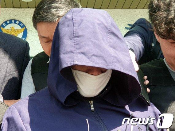 진주방화·살인범이 경찰에 밝힌 진짜 방화 이유