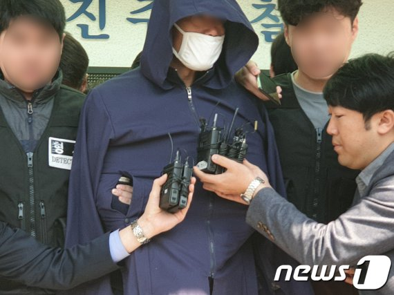 진주 방화 살인 사건 피의자 안인득 얼굴 공개한다