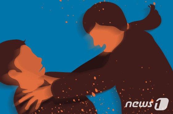 """""""바람났냐"""" 남편 말에 부엌에 있던 칼로 찌르고.. 자진 신고?"""