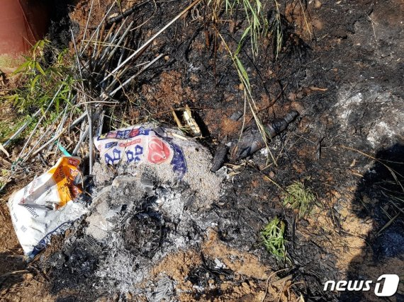 78명 대피한 해운대 산불, 진짜 원인 따로 있었다