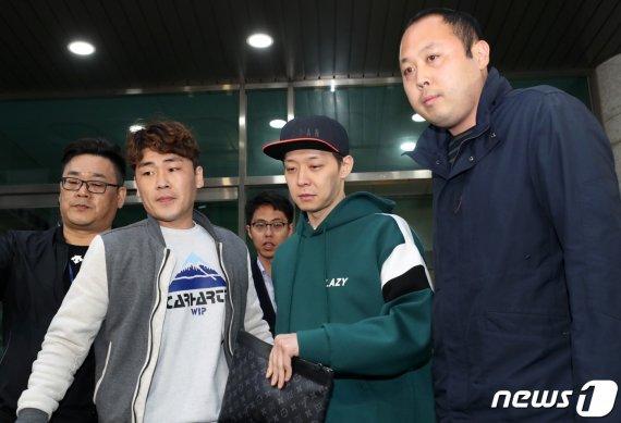 전신 제모한 박유천, 마약 '양성반응' 나온 결정적 단서