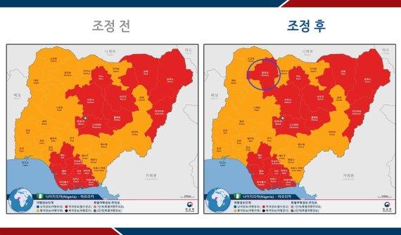 민간인 습격 및 납치 위험, 나이지리아 잠파라주