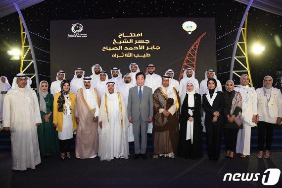 쿠웨이트의 극진한 환대 받은 李총리가 직접 보여준 센스
