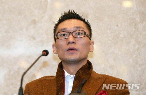 '낸시랭 감금 폭행' 왕진진, 징역 6년형에 불복해 항소