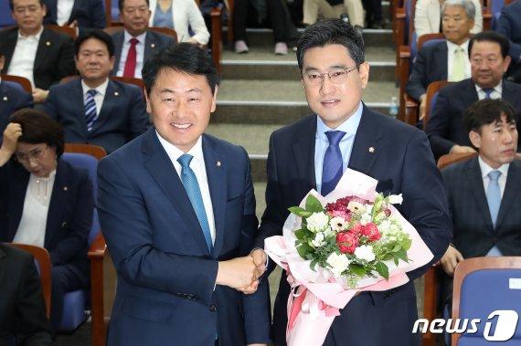 오신환 임기시작, 3대 관전포인트…손학규·패스트트랙·정계개편