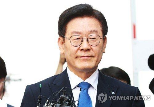 """이재명, 1심 선고 """"모든 혐의 무죄""""(2보)"""
