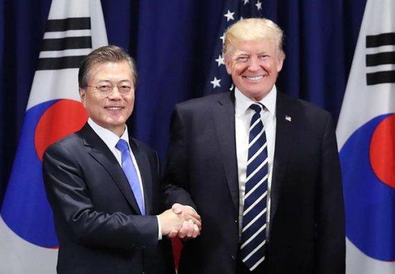 내달 트럼프 방한 韓美정상회담, '비핵화 진전' 주목
