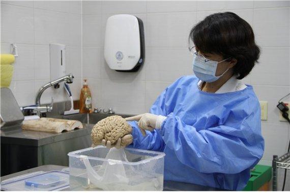 한국뇌은행, 연구용 뇌기증 100증례 확보