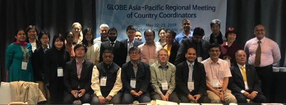 GLOBE 아태지역 코디네이터 연례회의 서울서 개최