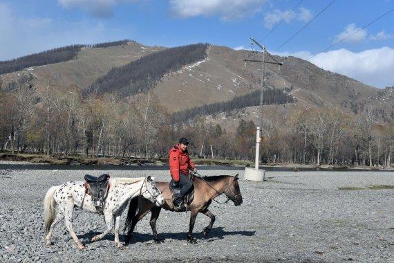 [네모이야기]몽골 기행