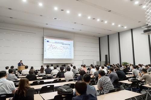 'ETF 투자의 신' 출간 기념 '메이크잇 강흥보 대표의 ETF 투자 전략 강연회' 성황