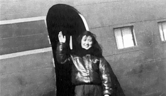 中 80대 여성 공군 예비역 조종사, 다시 비행기 오른 이유는?