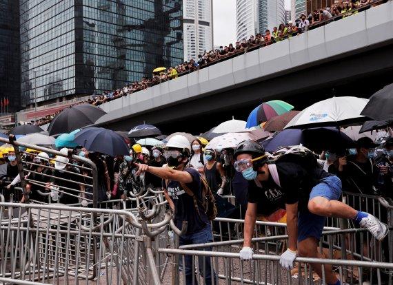 홍콩, 美·中 갈등 뇌관 되나