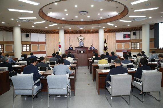 고양시의회 7월1일 행정사무감사 '돌입'