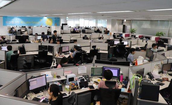 웅진씽크빅, 에듀테크 중추 'IT개발실' 서울 확장 이전