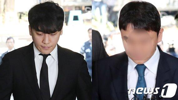 '경찰총장-유인석 연결고리' 큐브스 전 대표 19일 구속여부 결정