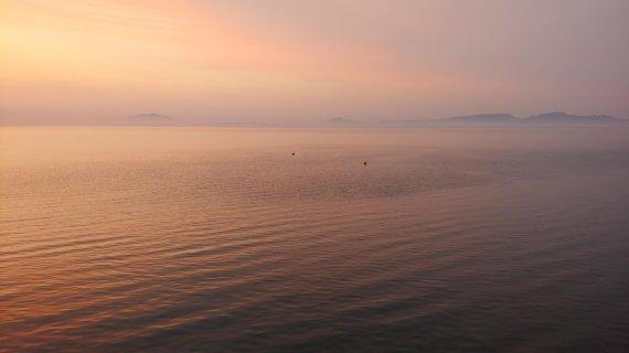 [네모이야기] 새만금의 바다가 육지라면