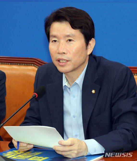 文대통령 '10일', 이인영 '빠르면 다음주'..재계와 공동전선 구축하는 정부·여당