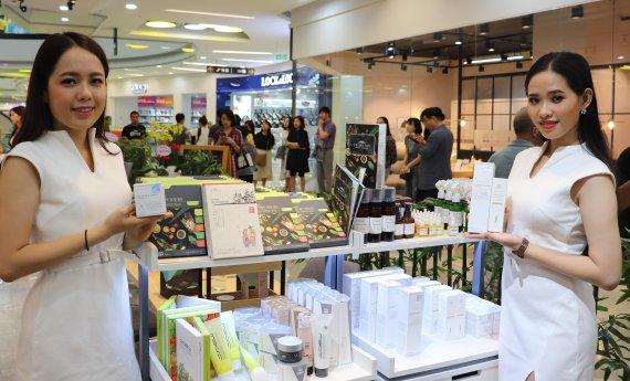 제주산학융합원, 베트남에 화장품·식품 수출 거점 구축