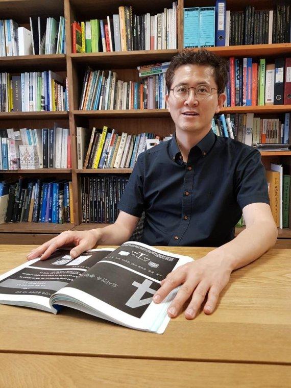 "[fn이사람]김영욱 국건위 위원 ""3기 신도시 성패는 '도시건축통합 계획'에 달렸다"""