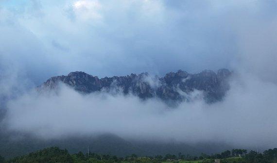 [네모이야기]울산바위