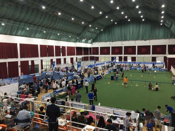 한국애견연맹, '2019 안성 FCI 국제 도그쇼' 개최