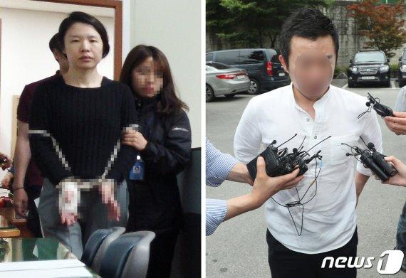 """고유정, 현 남편 명예훼손 혐의로 고소.. """"살인자로 몰았다"""""""