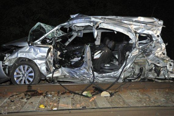 헝가리서 열차·차량 충돌로 한국인 3명 사망