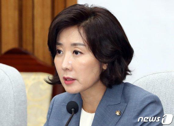 """이번엔 """"나경원 자녀의혹"""".. 조국 지지 네티즌 '실검 장외 여론전'"""