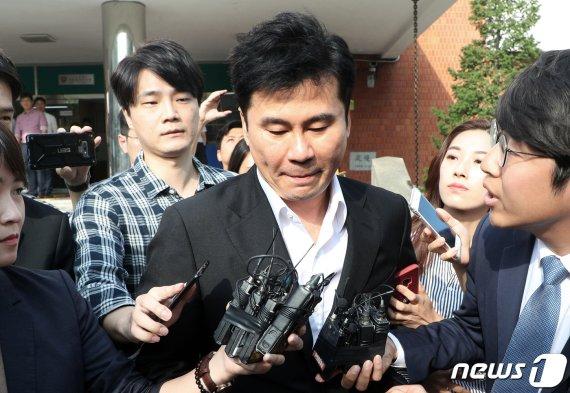 '원정도박·성접대' 양현석 밤샘 조사…혐의 대체로 부인(종합2보)