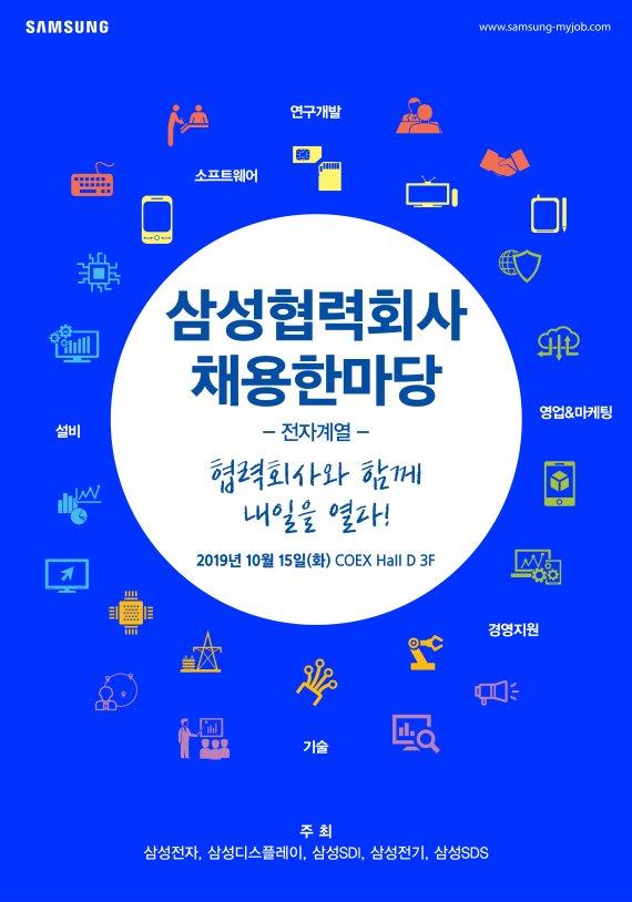 삼성, 협력업체 인재채용 지원 나선다