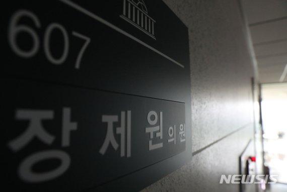 장제원, 아들 음주운전 바꿔치기 30대男 논란일자 폭탄 선언
