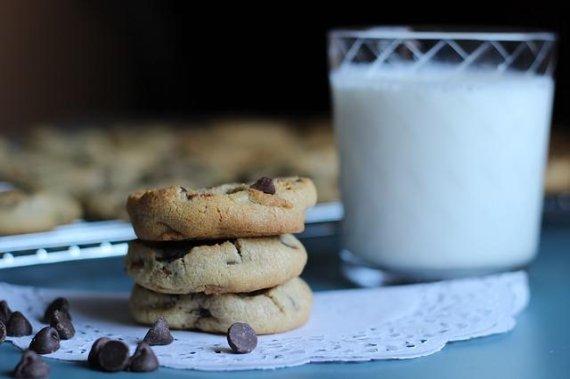 빵·쿠키.. 간식에 흰 우유 함께 먹으면.. <건강>