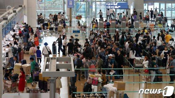 올 추석연휴 일본행 절반 줄고 증가한 여행 국가는 어디?