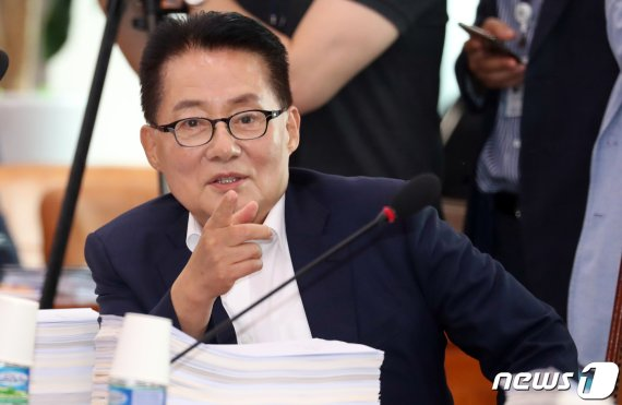 """박지원 예언 """"이번 한미정상회담에서 트럼프는.."""""""