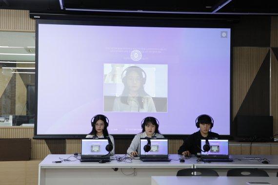 '대학 최초' 경복대 AI면접…대기업 140개 도입