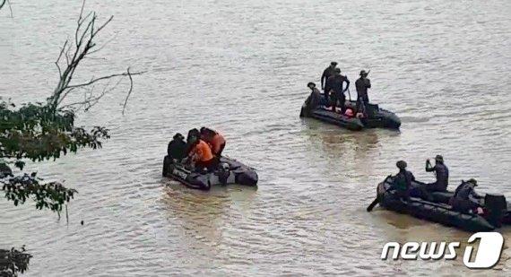 태풍'미탁' 때 실종된 60대男..나흘만에 시신으로 발견된 곳