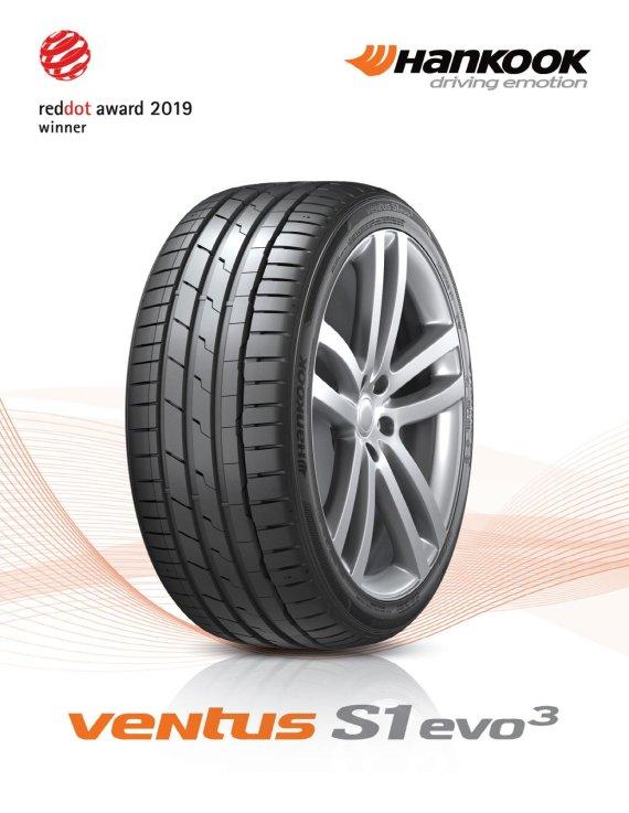 한국타이어, 포르쉐 '카이엔'에 초고성능 타이어 공급
