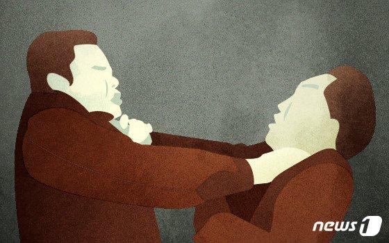 공장 기숙사서 말다툼 하다가 동료 복부 찌른 男