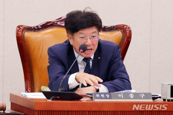 """여야, 엿새째 국감도 '조국 공방'…산자중기위서 """"지X"""" 욕설 논란(종합2보)"""
