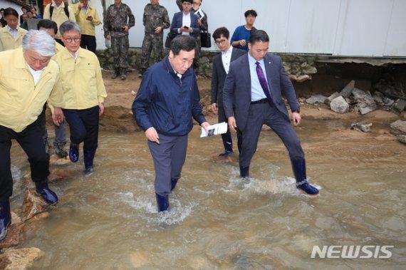 태풍 '미탁' 피해 영덕·울진·삼척 특별재난지역 선포
