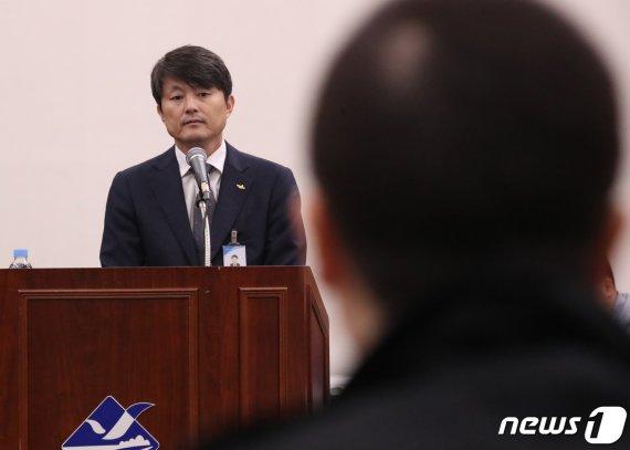 檢수사·사법개혁, 탈세·인턴 의혹…국감 중반전도 쟁점은 '조국'(종합)