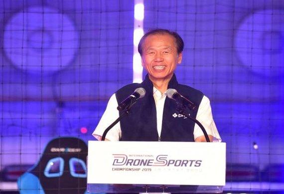 영월, DSI 국제 드론스포츠 챔피언십 대회 개막