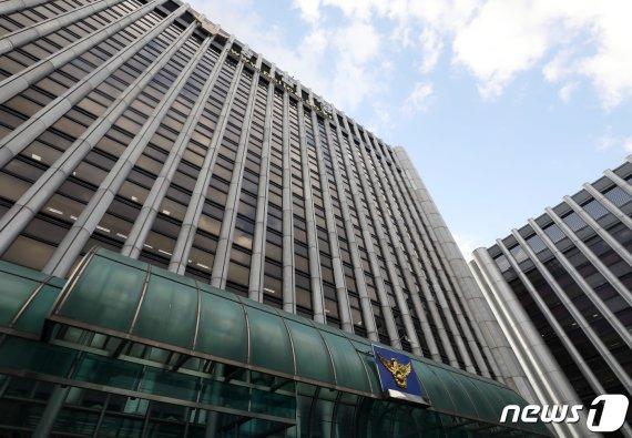 檢, 경찰청 연이틀 압수수색…윤총경 '수사무마' 의혹 확인