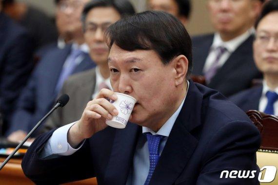 윤석열 입에 집중한 법사위 국감…외통위 '답답한 北' 성토(종합)
